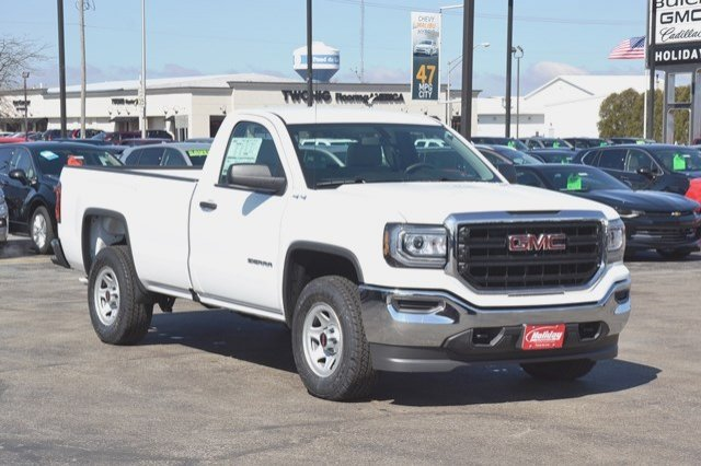 2017 Sierra 1500 Regular Cab, Pickup #17G866 - photo 8