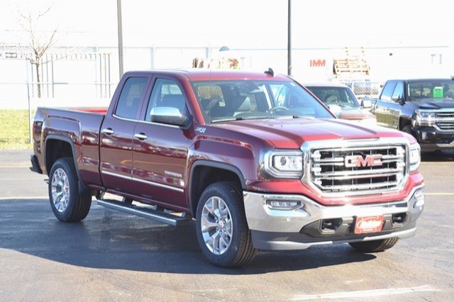 2017 Sierra 1500 Double Cab 4x4, Pickup #17G868 - photo 8