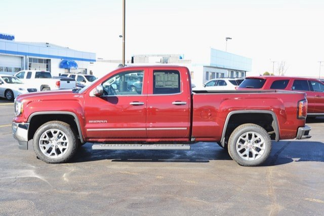 2017 Sierra 1500 Double Cab 4x4, Pickup #17G868 - photo 4