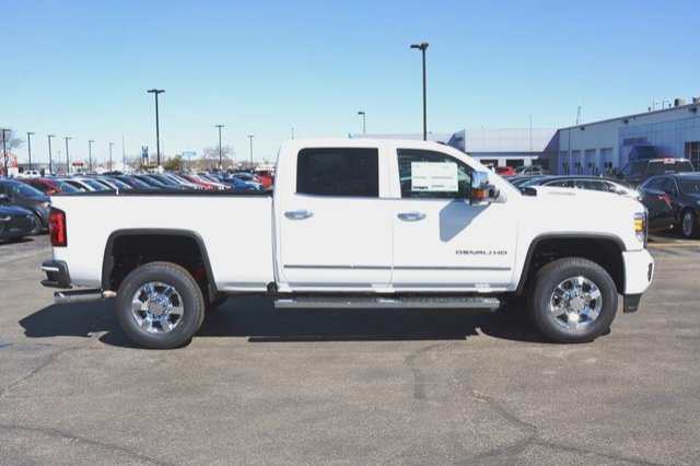 2017 Sierra 3500 Crew Cab 4x4, Pickup #17G876 - photo 7