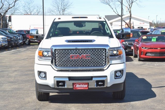 2017 Sierra 3500 Crew Cab 4x4, Pickup #17G876 - photo 9