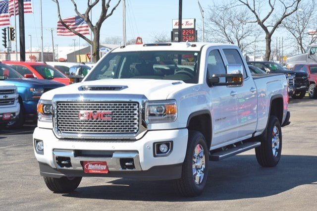 2017 Sierra 3500 Crew Cab 4x4, Pickup #17G876 - photo 3