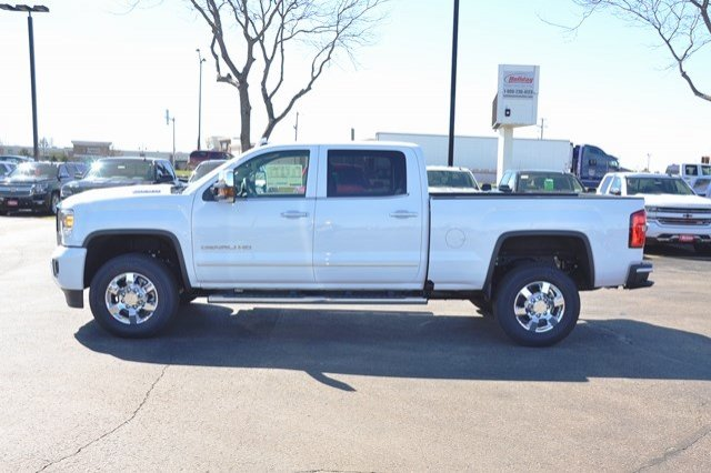 2017 Sierra 3500 Crew Cab 4x4, Pickup #17G876 - photo 4
