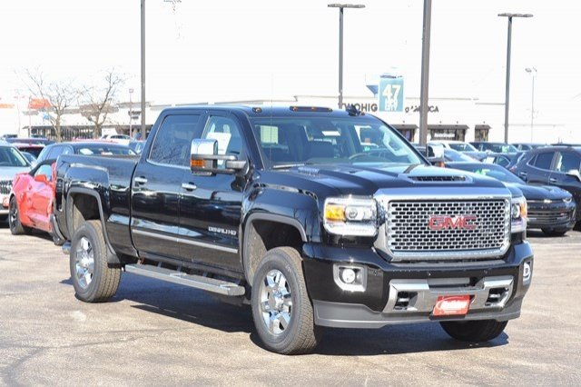 2017 Sierra 3500 Crew Cab 4x4, Pickup #17G879 - photo 8