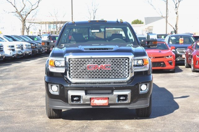 2017 Sierra 3500 Crew Cab 4x4, Pickup #17G879 - photo 9