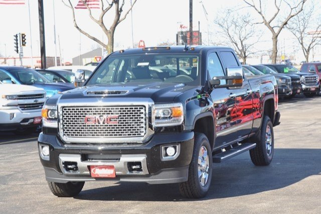 2017 Sierra 3500 Crew Cab 4x4, Pickup #17G879 - photo 3