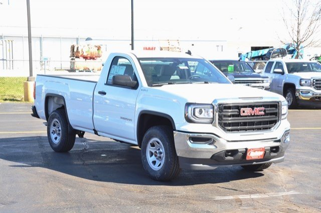 2017 Sierra 1500 Regular Cab Pickup #17G881 - photo 8