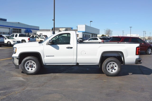 2017 Sierra 1500 Regular Cab Pickup #17G881 - photo 4