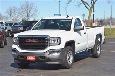 2017 Sierra 1500 Regular Cab Pickup #17G881 - photo 3