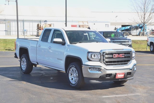 2017 Sierra 1500 Double Cab 4x4, Pickup #17G882 - photo 8