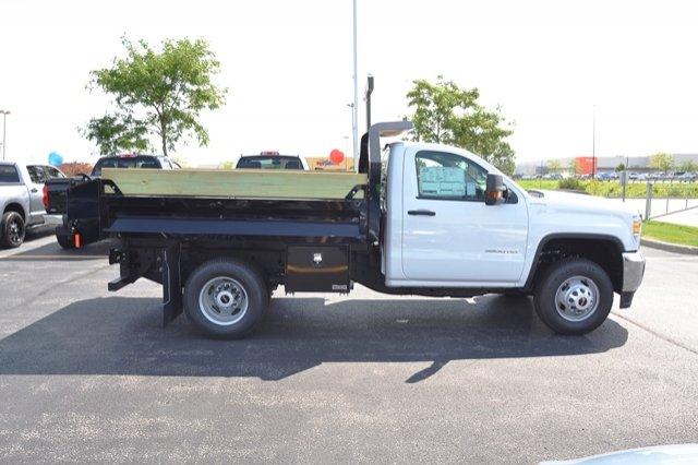 2017 Sierra 3500 Regular Cab 4x4, Dump Body #17G931 - photo 28