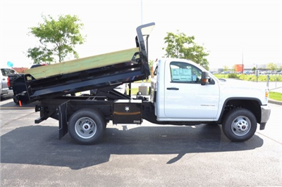 2017 Sierra 3500 Regular Cab 4x4 Dump Body #17G931 - photo 29