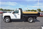 2017 Sierra 3500 Regular Cab 4x4 Dump Body #17G931 - photo 23