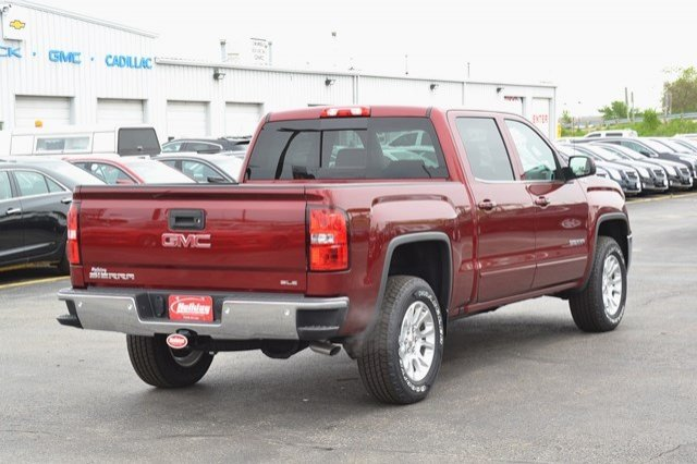 2017 Sierra 1500 Crew Cab 4x4 Pickup #17G940 - photo 6