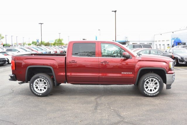 2017 Sierra 1500 Crew Cab 4x4 Pickup #17G940 - photo 7