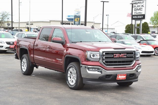2017 Sierra 1500 Crew Cab 4x4, Pickup #17G940 - photo 8