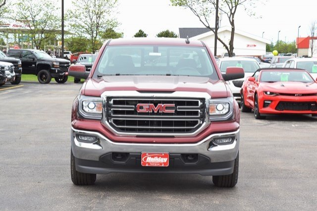 2017 Sierra 1500 Crew Cab 4x4 Pickup #17G940 - photo 9