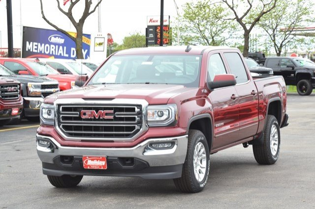 2017 Sierra 1500 Crew Cab 4x4, Pickup #17G940 - photo 3