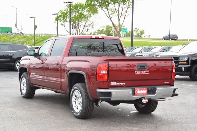 2017 Sierra 1500 Crew Cab 4x4 Pickup #17G940 - photo 2