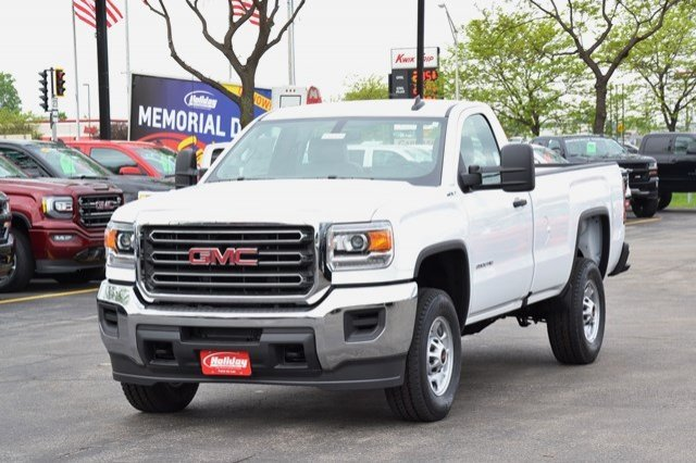 2017 Sierra 2500 Regular Cab 4x4, Pickup #17G953 - photo 3