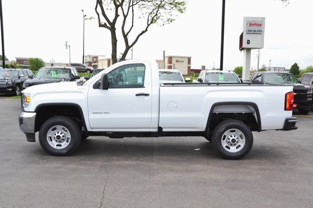 2017 Sierra 2500 Regular Cab 4x4, Pickup #17G953 - photo 4
