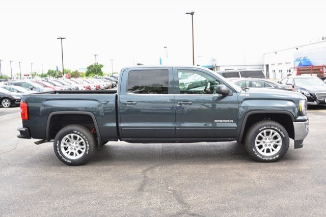 2017 Sierra 1500 Crew Cab 4x4, Pickup #17G958 - photo 7