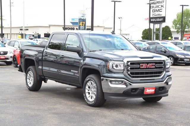 2017 Sierra 1500 Crew Cab 4x4, Pickup #17G958 - photo 8