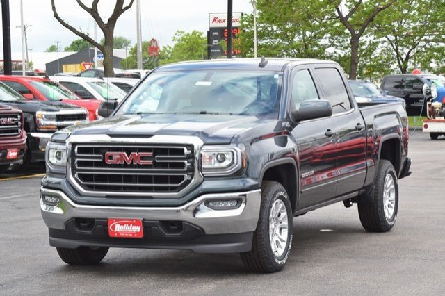 2017 Sierra 1500 Crew Cab 4x4, Pickup #17G958 - photo 3