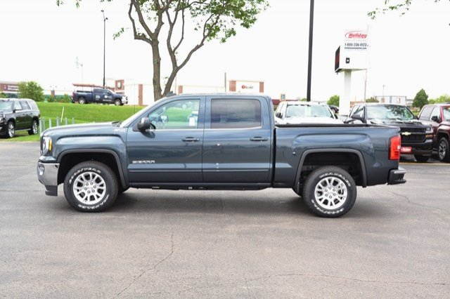 2017 Sierra 1500 Crew Cab 4x4, Pickup #17G958 - photo 4