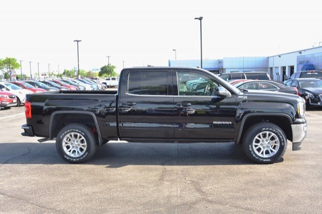 2017 Sierra 1500 Crew Cab 4x4, Pickup #17G968 - photo 7