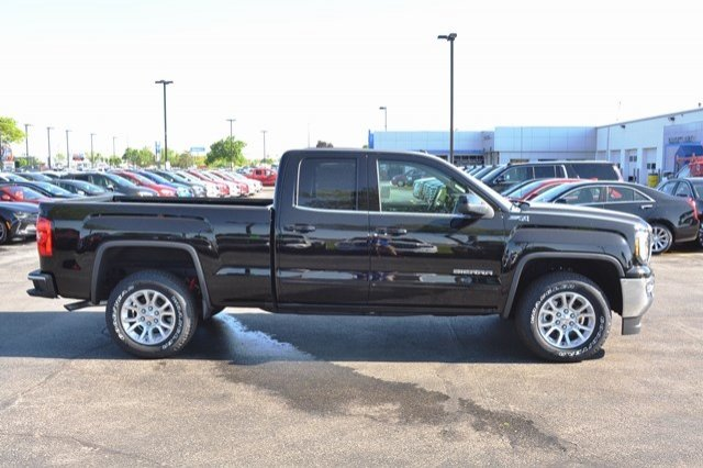 2017 Sierra 1500 Double Cab 4x4, Pickup #17G982 - photo 7