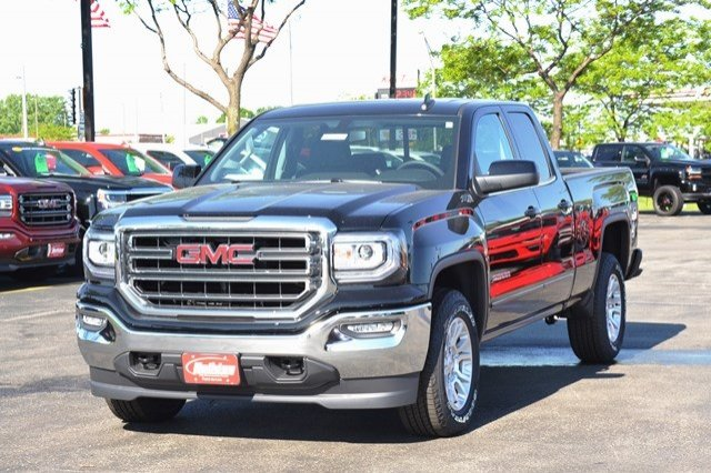 2017 Sierra 1500 Double Cab 4x4, Pickup #17G982 - photo 3