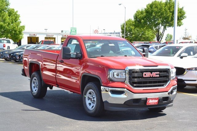2017 Sierra 1500 Regular Cab, Pickup #17G989 - photo 8