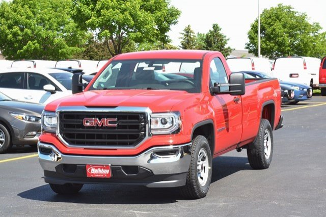 2017 Sierra 1500 Regular Cab, Pickup #17G989 - photo 3