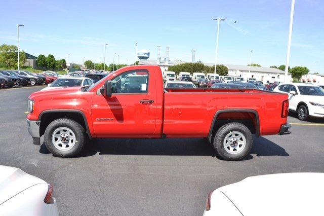 2017 Sierra 1500 Regular Cab, Pickup #17G989 - photo 4
