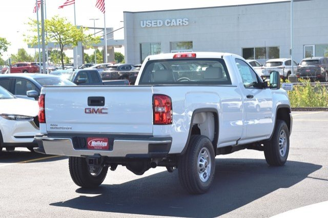 2017 Sierra 2500 Regular Cab, Pickup #17G993 - photo 5