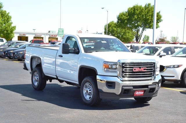 2017 Sierra 2500 Regular Cab, Pickup #17G993 - photo 7