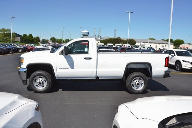2017 Sierra 2500 Regular Cab, Pickup #17G993 - photo 3