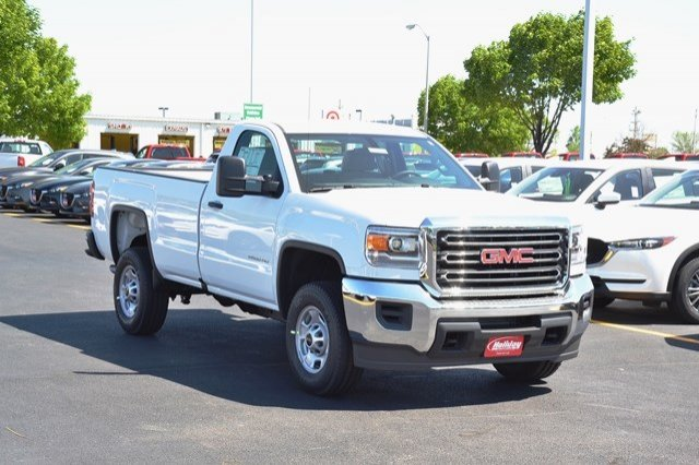 2017 Sierra 2500 Regular Cab, Pickup #17G994 - photo 7
