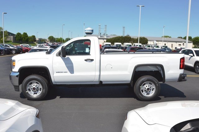2017 Sierra 2500 Regular Cab, Pickup #17G994 - photo 3