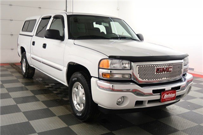 2006 Sierra 1500 Crew Cab 4x4, Pickup #18C199A - photo 5