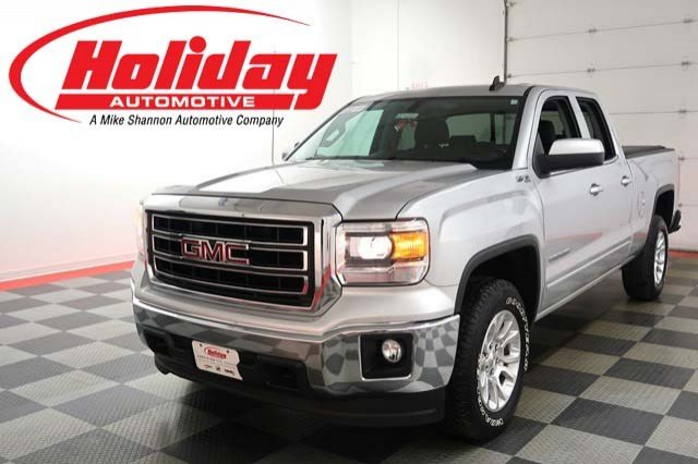 2015 Sierra 1500 Double Cab 4x4, Pickup #18C428A - photo 1