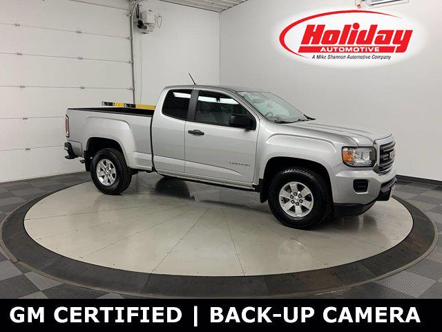 2016 GMC Canyon Extended Cab 4x2, Pickup #21G756A - photo 1