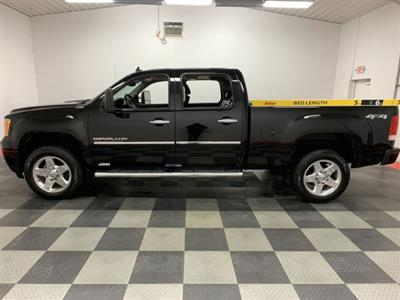 2014 Sierra 2500 Crew Cab 4x4,  Pickup #18F1120A - photo 8
