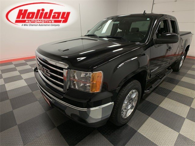 2012 Sierra 1500 Extended Cab 4x4,  Pickup #18F1276A - photo 1