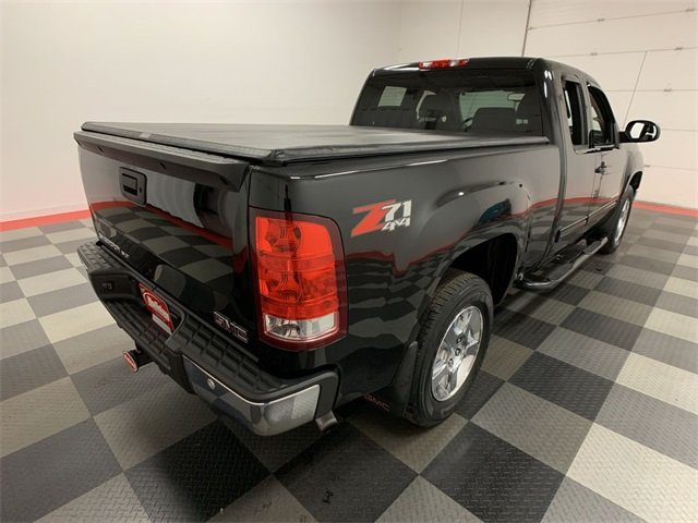2012 Sierra 1500 Extended Cab 4x4,  Pickup #18F1276A - photo 11