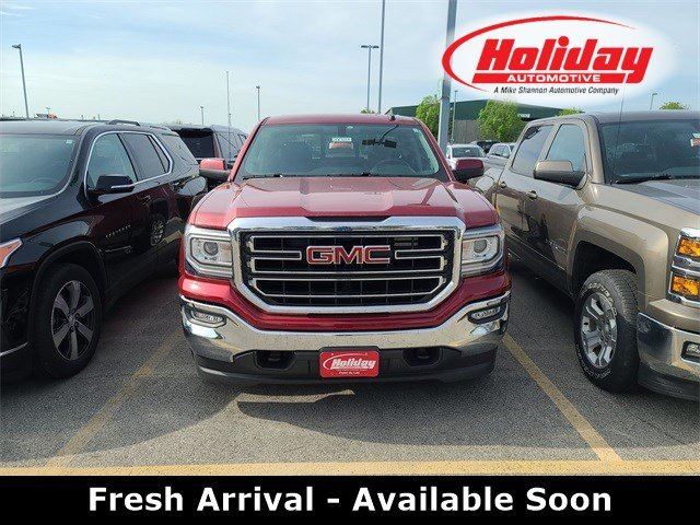 2018 Sierra 1500 Crew Cab 4x4, Pickup #20C168A - photo 1