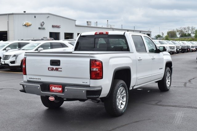 2018 Sierra 1500 Crew Cab 4x4,  Pickup #18G1075 - photo 17