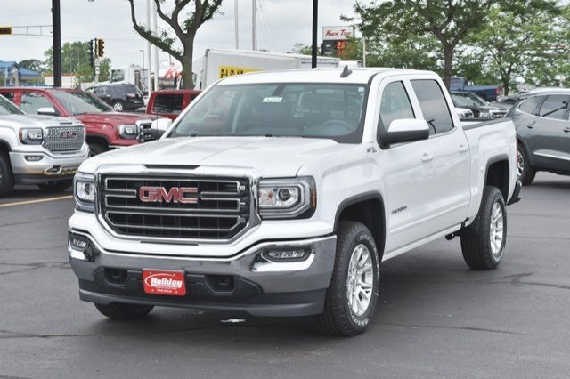2018 Sierra 1500 Crew Cab 4x4,  Pickup #18G1075 - photo 9