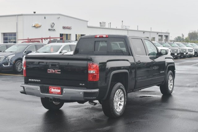2018 Sierra 1500 Crew Cab 4x4,  Pickup #18G1086 - photo 16